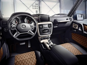 The Mercedes-Benz G-Class