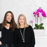 Fleurs De Villes Founders Karen Marshall and Tina Barkley