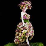 Fleurs De Villes L'Occitane Floral Mannequin