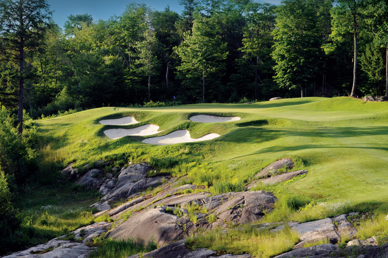 ClubLink - Rocky Crest Golf Resort - Photo: Marc Rochette