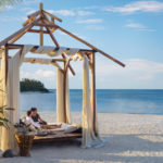 Coral Beach is more suited to couples