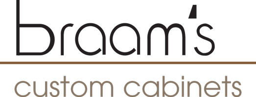 Braam's Custom Cabinets Logo