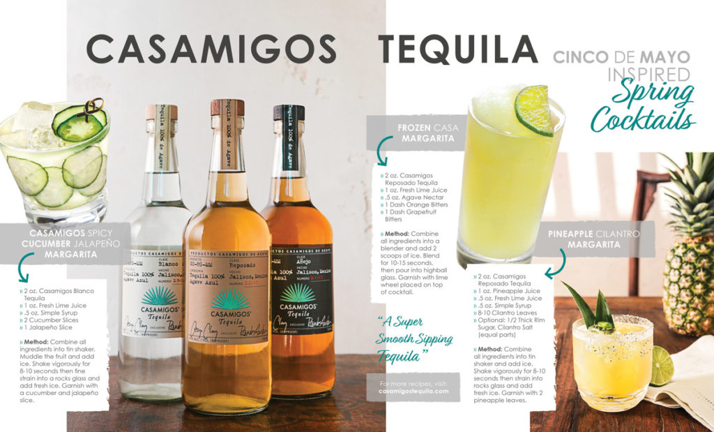 Casamigos Recipes