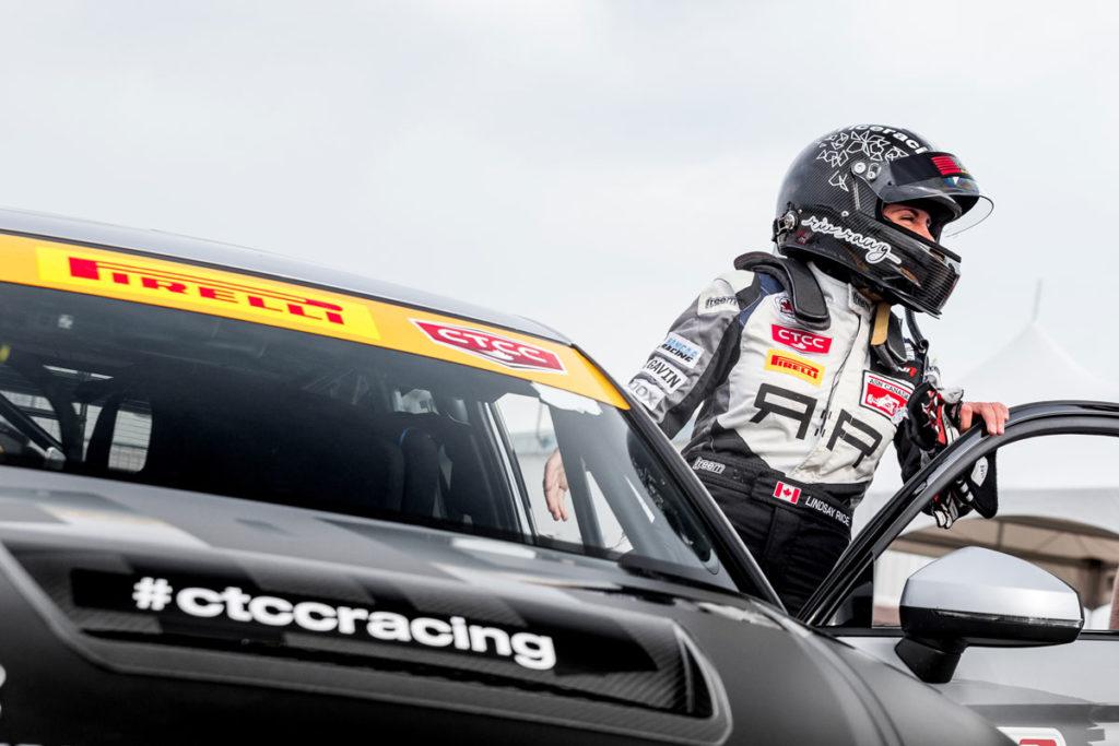 Lindsay Rice Race Car Driver