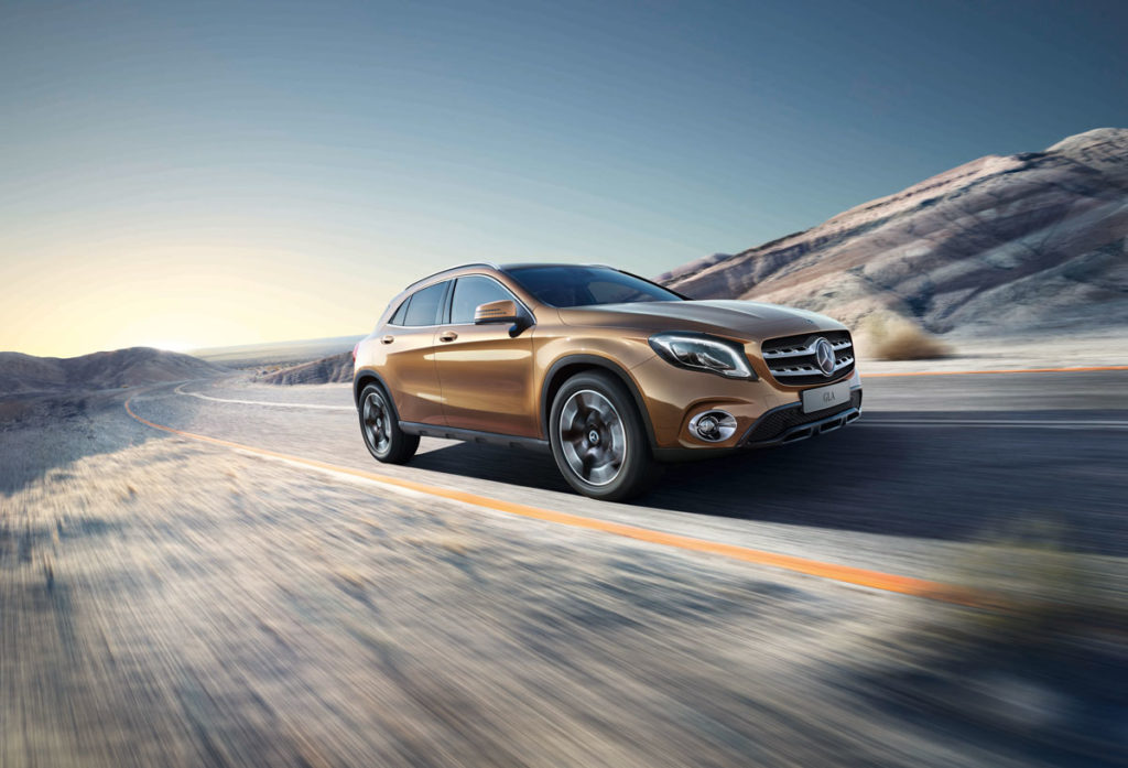 Mercedes Benz GLA 250 4Matic SUV